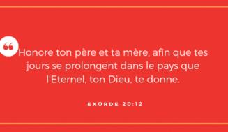 Verset De La Bible Sur La Famille Que Vous Devez Connaître