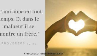 20 Meileurs Versets Bibliques Sur L'amour Et Les Relations