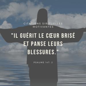 les psaumes les plus efficaces - citations spirituelle inspirante