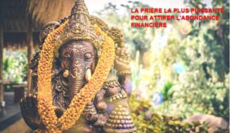 La Prière Pour L'abondance Financière La Plus Puissante