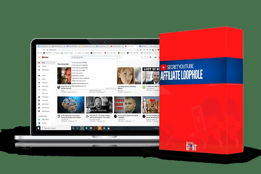 youtube affiliate loophole